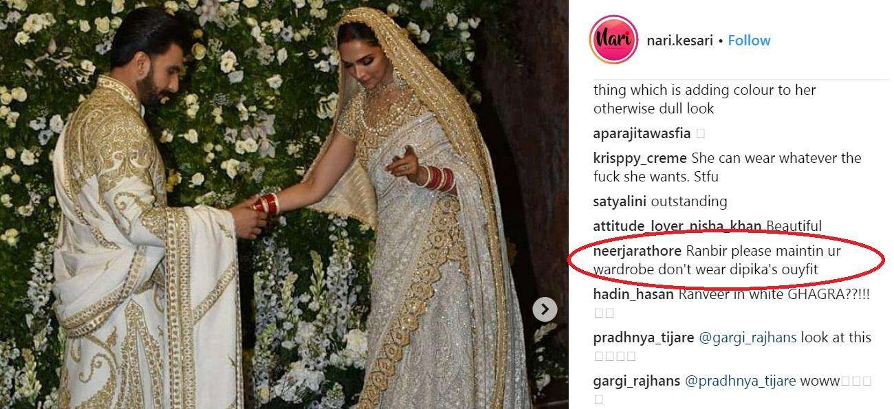 PunjabKesari, Deepika ranveer troll