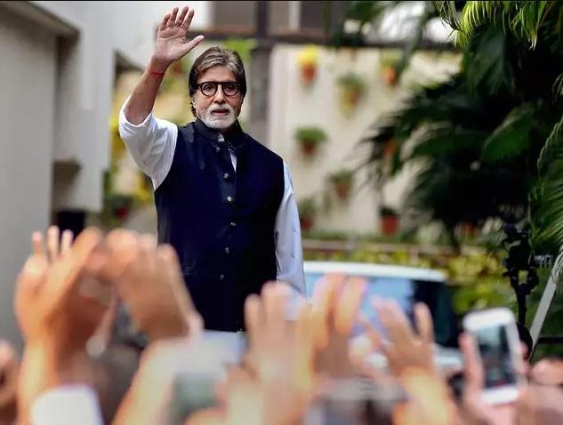 Bollywood Tadka, Amitabh Bachchan Images