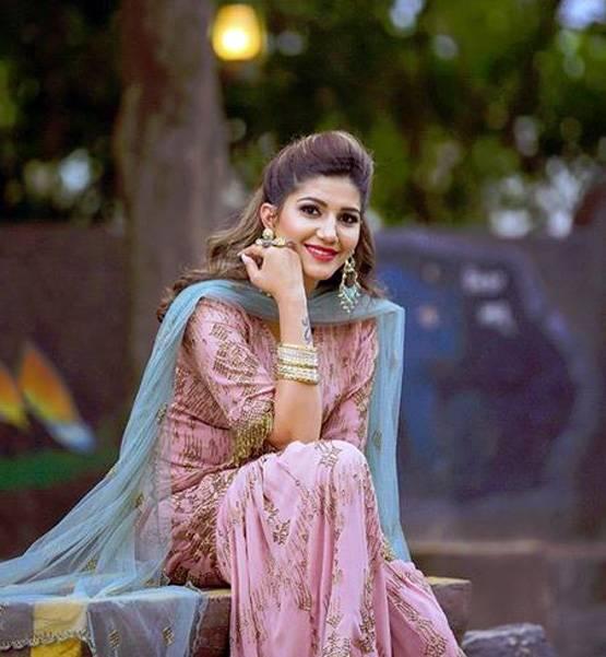 PunjabKesari, Sapna Choudhary Nari