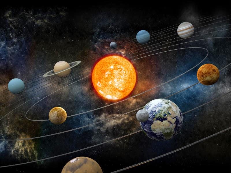 PunjabKesari, solar system, planets