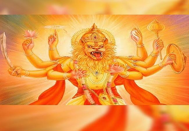 PunjabKesari, Narasimha Jayanti 2019, Narasimha Jayanti, Lord Narasimha, Narasimha Dev,