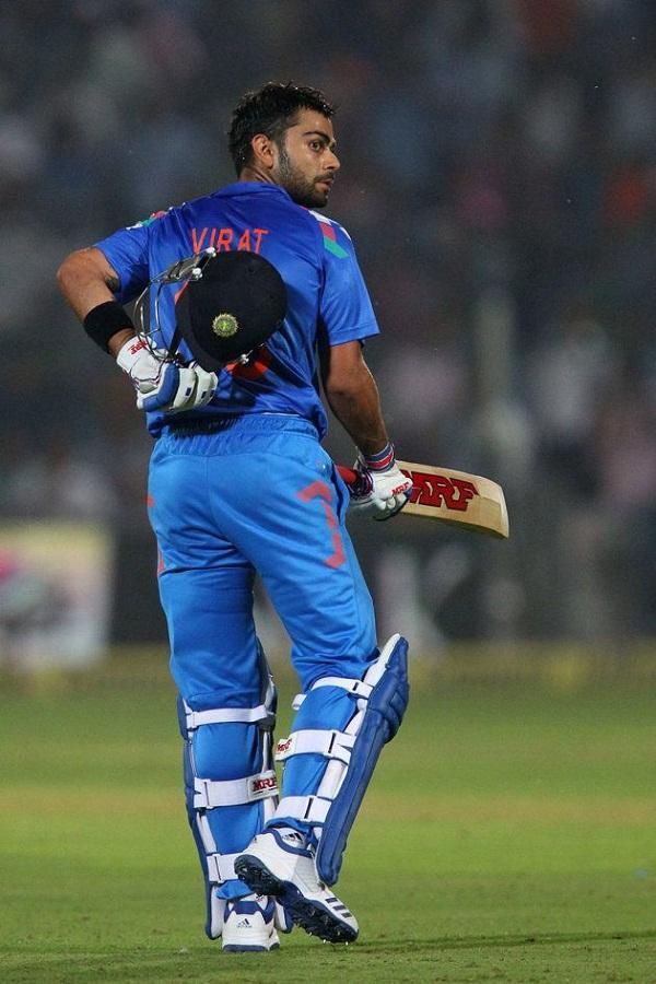 PunjabKesarisports virat Kohli play ground image
