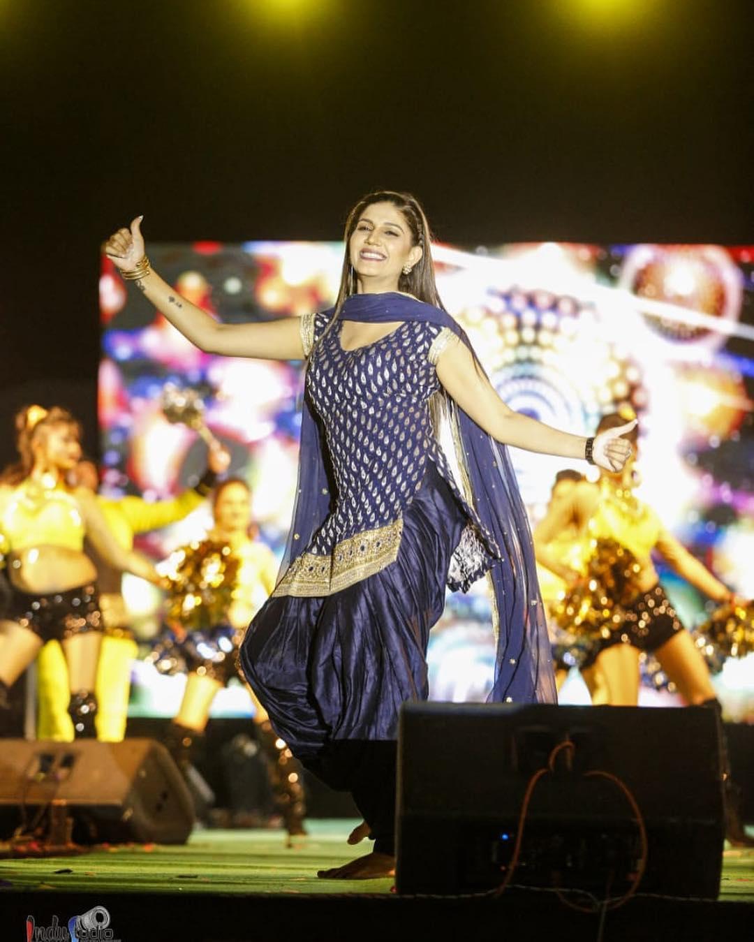 PunjabKesari, sapna choudhary life