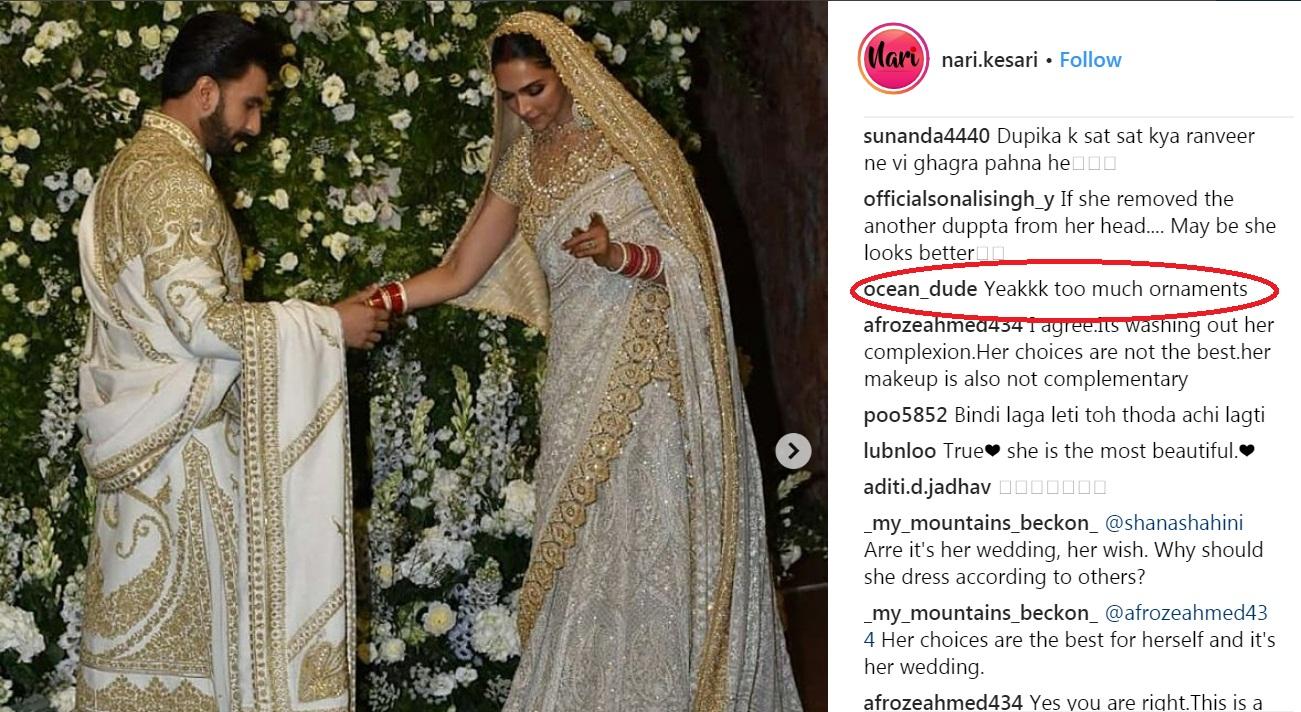 PunjabKesari, Deepika padukone ranveer singh troll