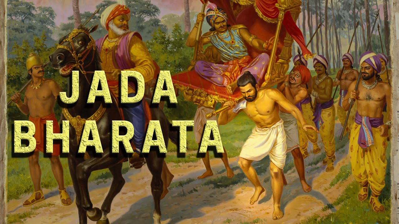 PunjabKesari Story of Jada Bharata