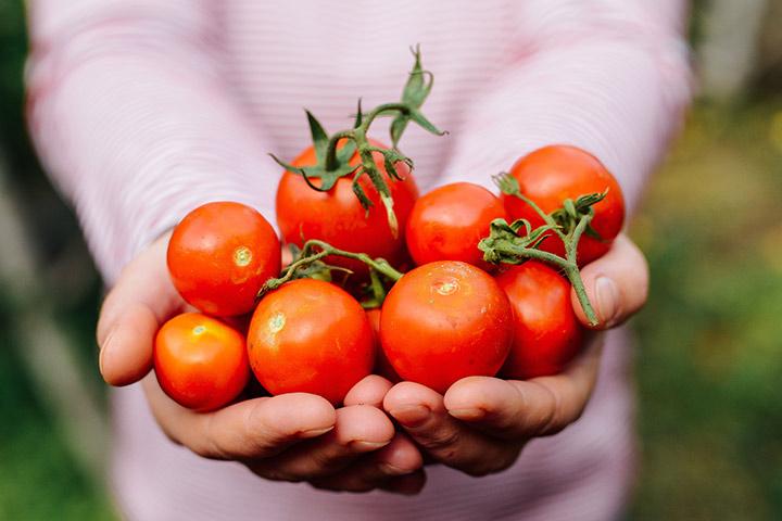 PunjabKesari, Nari, Tomato, Pregnancy Diet Images