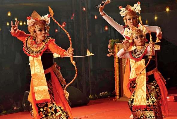 PunjabKesari Ramayana is the culture of Muslim country