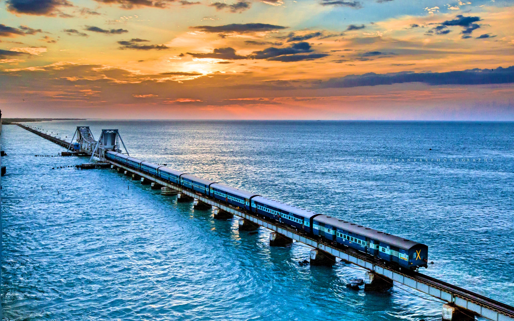 PunjabKesari, Nari, Pamban Bridge, Travel Place Image