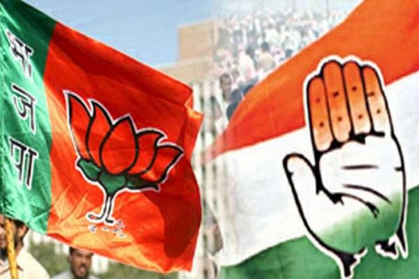 PunjabKesari, Madhya Pardesh Hindi News, Bhopal Hindi News,Bhopal Hindi Samachar, Kailash Vijayvargey, Attack Congress, Statment, Pakistan Jindabad, Congress, Counterattack