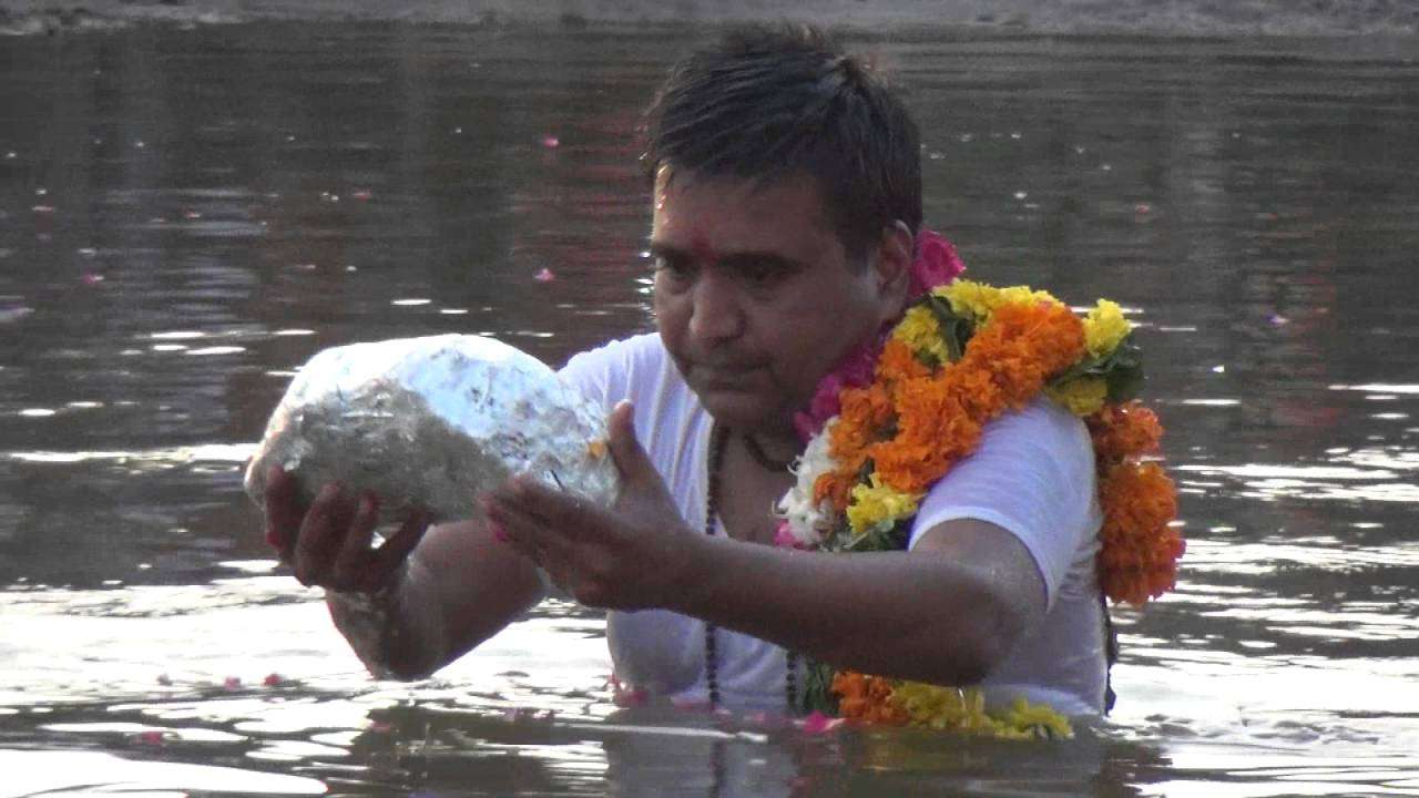 PunjabKesari, kundlitv, Narsingh dev, भगवान नृसिंह, हाटपिपल्या भमोरी नदी