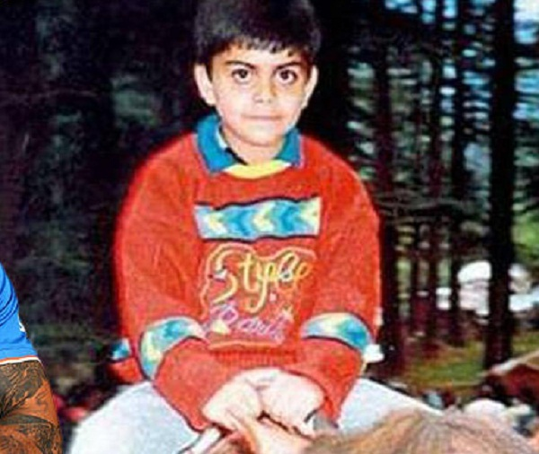 PunjabKesarisports virat Kohli child image