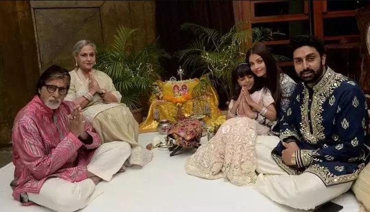 Bollywood Tadka, Bachchan Diwali