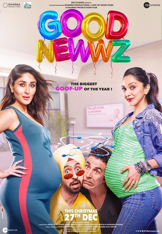 Bollywood Tadka, Good Newwz Images