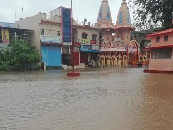PunjabKesari, Madhya Pradesh, Punjab Kesari, Bhopal, Ujjain, Indore, Heavy rain, warning, meteorology, weather department