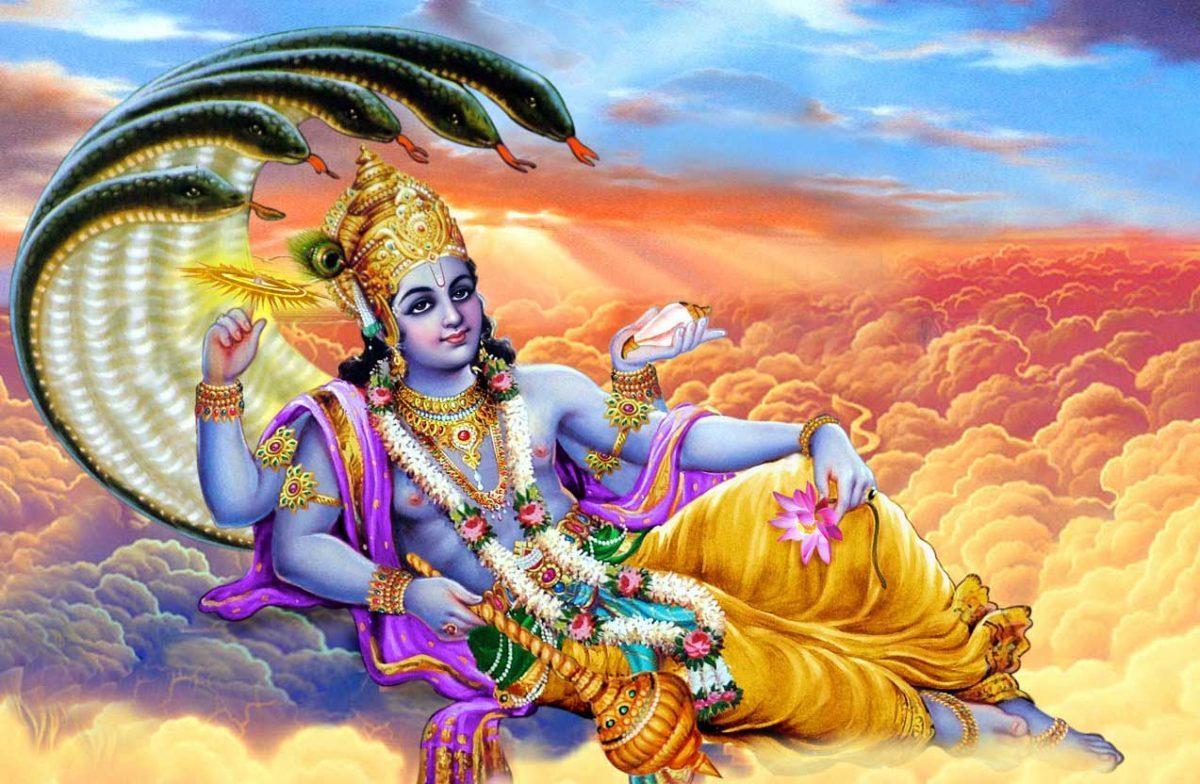PunjabKesari, Lord Vishnu, विष्णु, श्री हरि, पद्मपुराण, Padmapuran