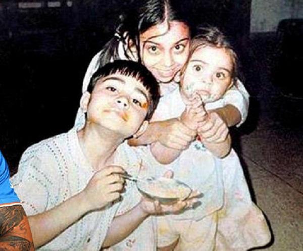 PunjabKesarisports Virat Kohli eating image