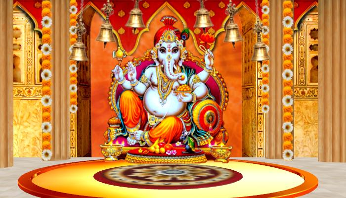 PunjabKesari, Lord Ganesh, Ganpati Bappa, Dhandhayak Ganpati, धनदायक गणपति