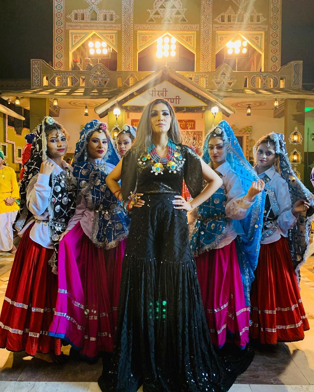 PunjabKesari, Sapna Choudhary life nari