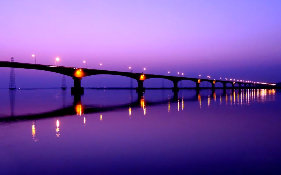 PunjabKesari, Nari, Kolia Bhomora Setu, Travel Place Image