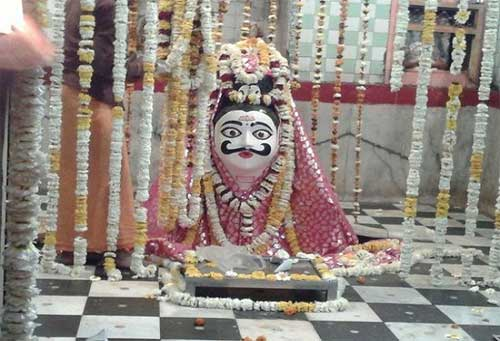 PunjabKesari, आश्वेश्वर मंदिर, Asheshwar Temple, Braj Asheshwar Temple