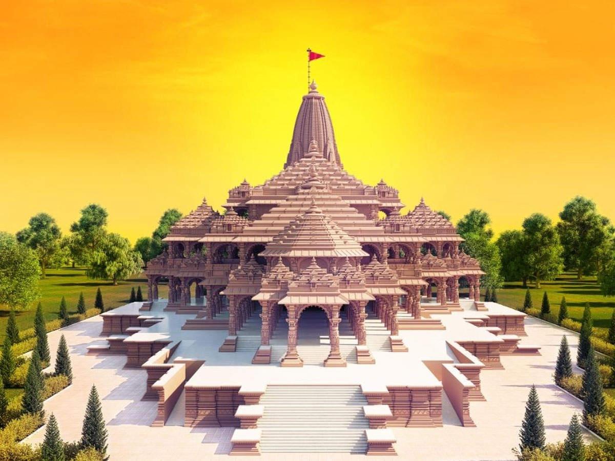 PunjabKesari, Ayodhya ram mandir, Ram Mandir Ayodhya, Ram mandir history, Siya Ram Lala Mandir, Ram Lala, Lord Rama, Dharmik Sthal, Hindu teerth Sthal, Religious Place in india