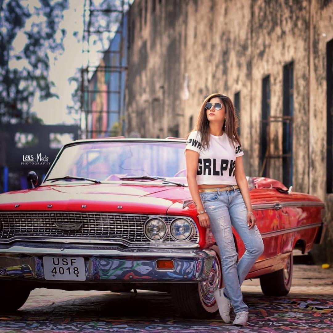 PunjabKesari, Sapna Choudhary Makeover