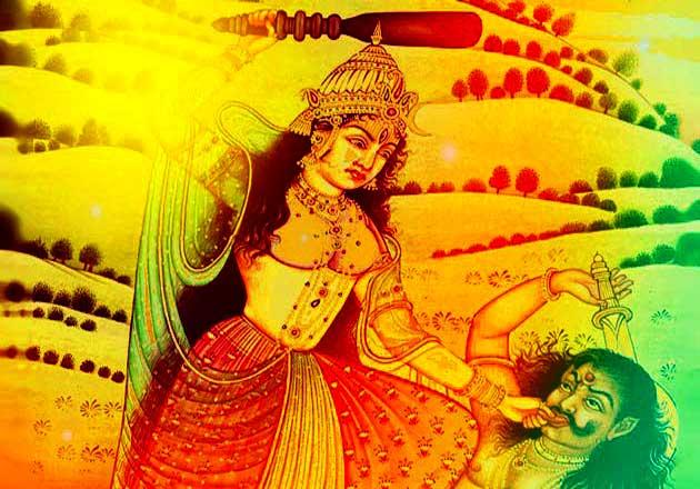 PunjabKesari, kundli tv, bagalamukhi image