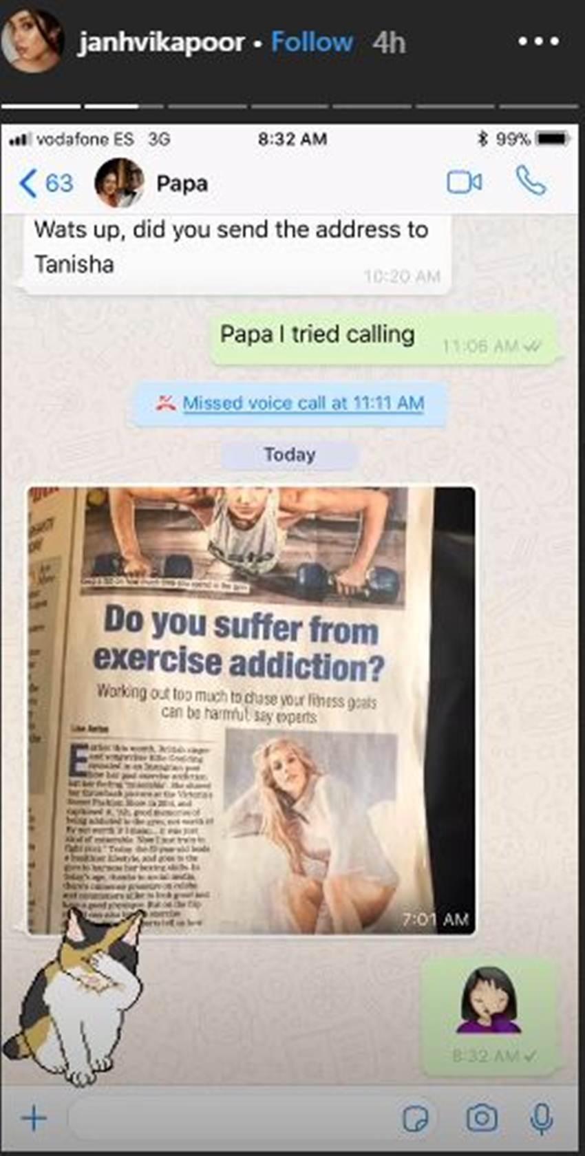PunjabKesari, Workout Addict Image