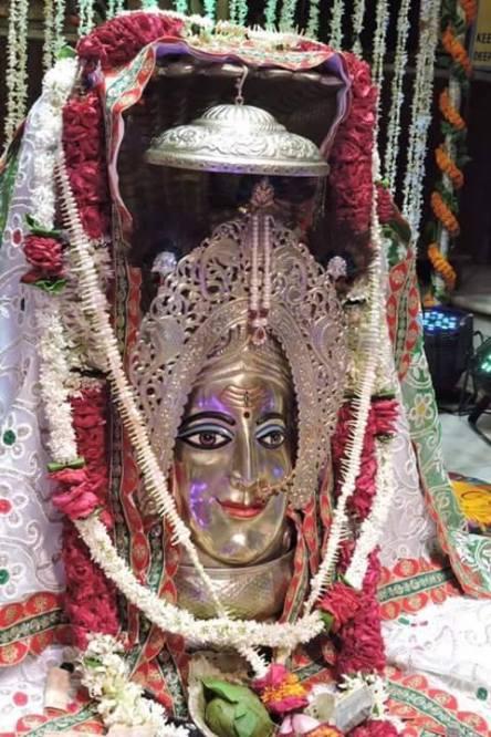 PunjabKesari, गोपेश्वर मंदिर, Gopeshwar Temple, Braj Gopeshwar Temple