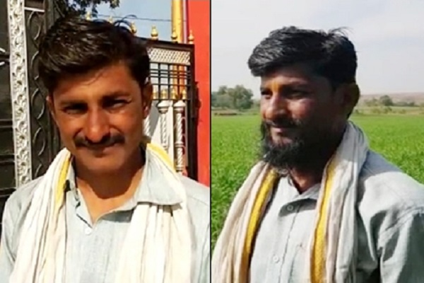 PunjabKesari,Madhya Pardesh Hindi News, Badwani Hindi News, Badwani Hindi Samachar, Katar Singh, Beard, Voluntary request was