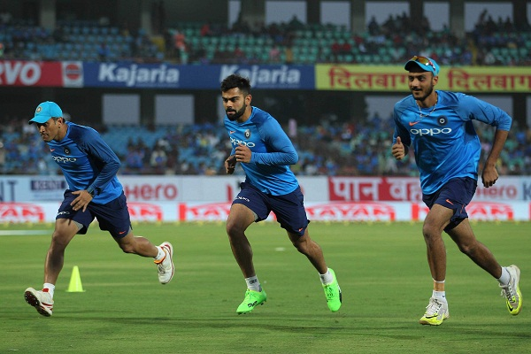 Shastri did the Yo-Yo test and was tough, now he will have to take so many points