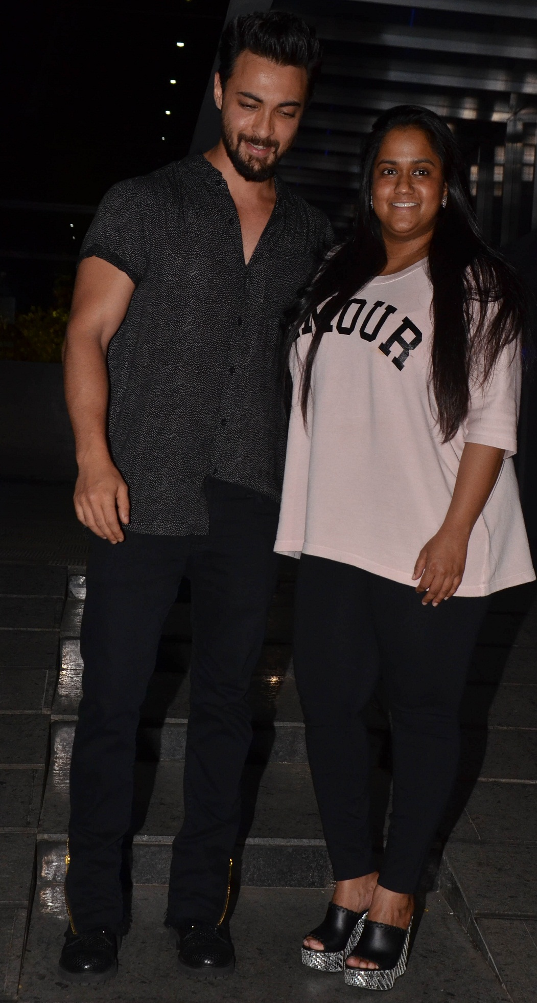 Bollywood Tadka, आयुष शर्मा इमेज, आयुष शर्मा फोटो, आयुष शर्मा पिक्चर, अर्पिता खान इमेज, अर्पिता खान फोटो, अर्पिता खान पिक्चर