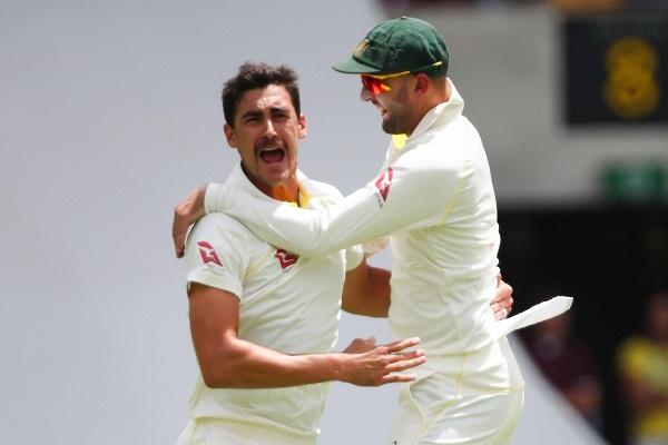 PunjabKesari, sports news, cricket news hindi, ind vs aus, t20, australia bowler, Mitchell Starc and Nathan Lyon, t20 out, South Africa