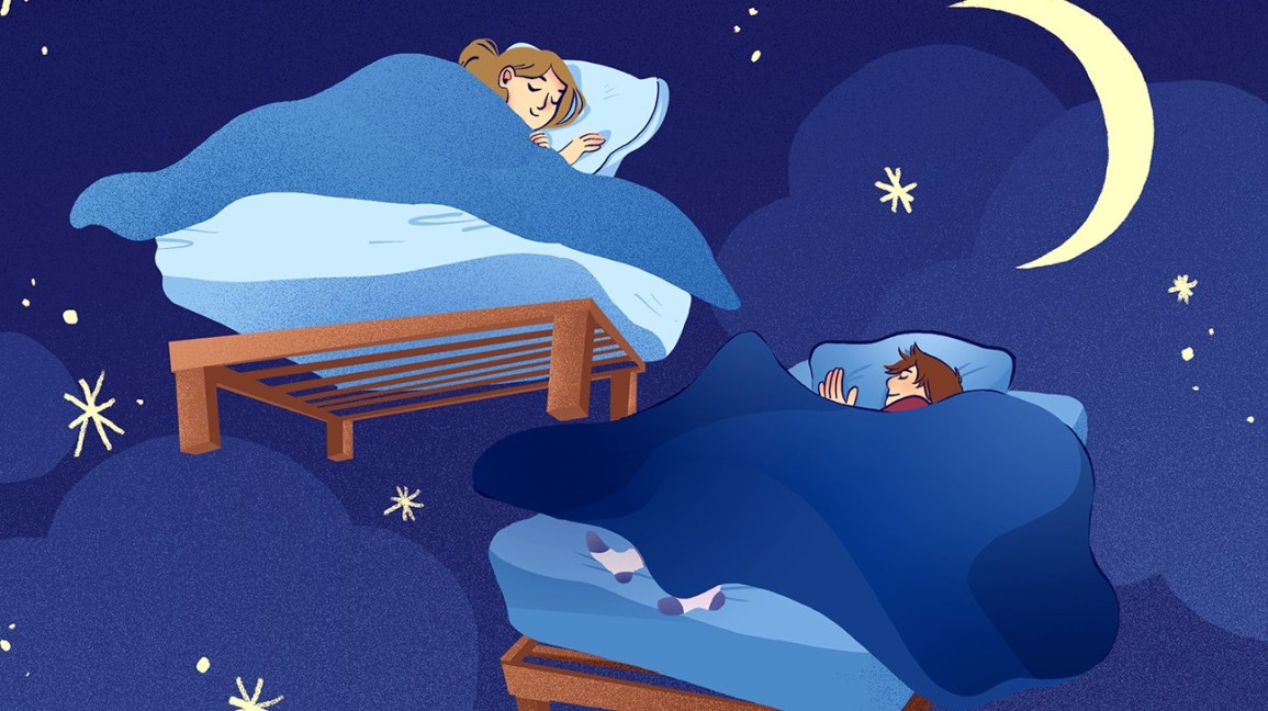 PunjabKesari Sleeping habit