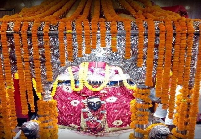PunjabKesari, Shardiya Navratri 2020, Shardiya Navratri, Navratri, Thawe Durga Mandir,  Rikhai Tola Thawe Durga Mandir, Bihar Thawe Durga Mandir, बिहार थावे दुर्गा मंदिर, Dharmik Sthal, Religious Place in india, Dharmik Sthal, History of Thawe Durga Mandir