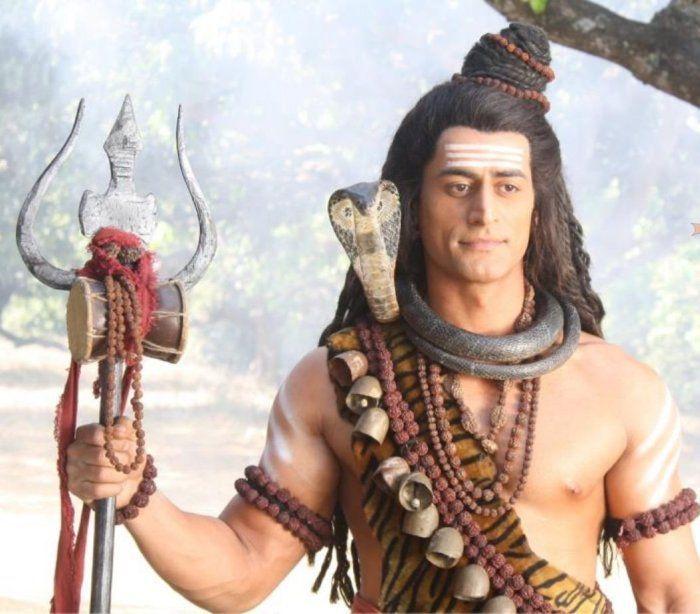 PunjabKesari, महादेव image, मोहित रैना image, शूटिंग image,
