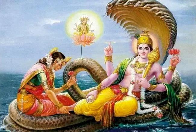 PunjabKesari, kundli tv, lord vishnu image