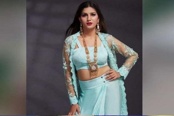 PunjabKesari, PunjabKesari, Sapna Chaudhary image, Dancer, Film, Singer