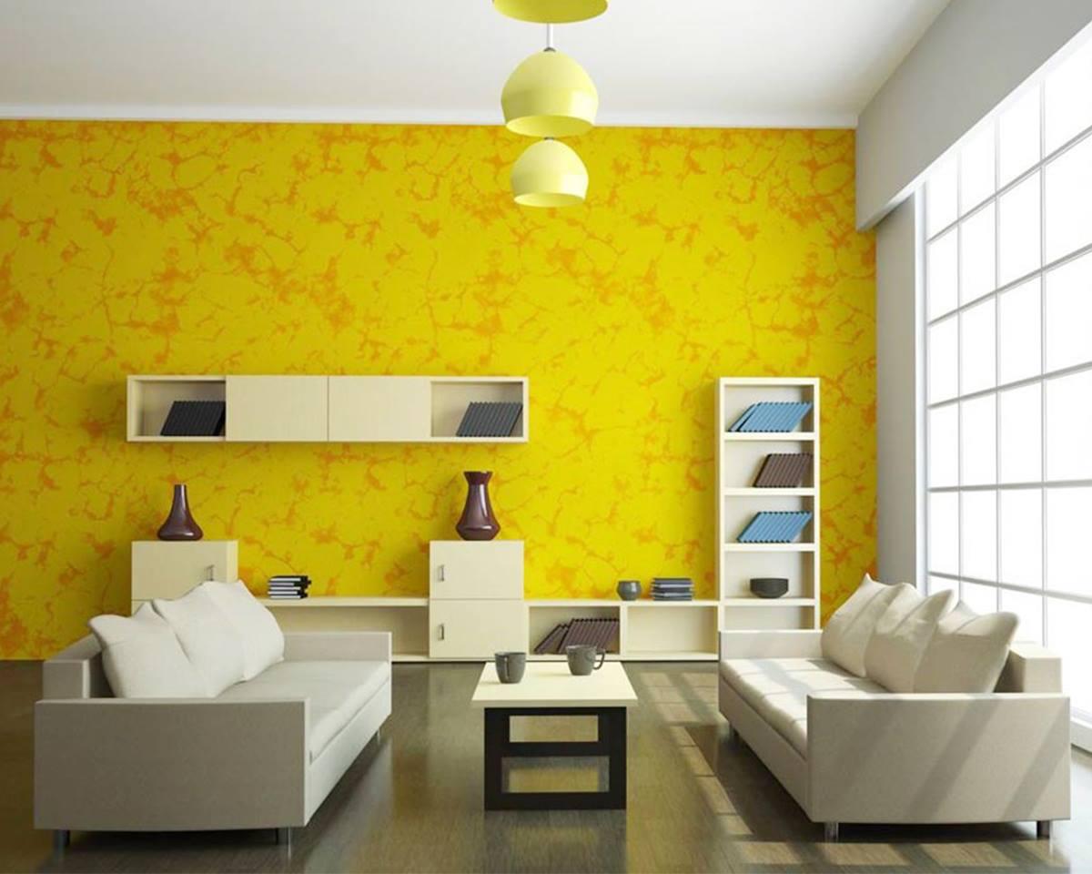 PunjabKesari, Yellow Color Decor Image, Yellow Color Decor Ideas Image