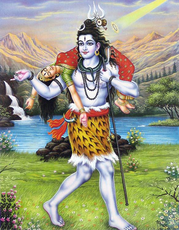 PunjabKesari, kundli tv, devi sati image, bholenath image