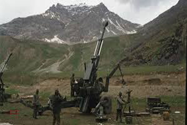 boforce guns rady to guard lac in ladakh