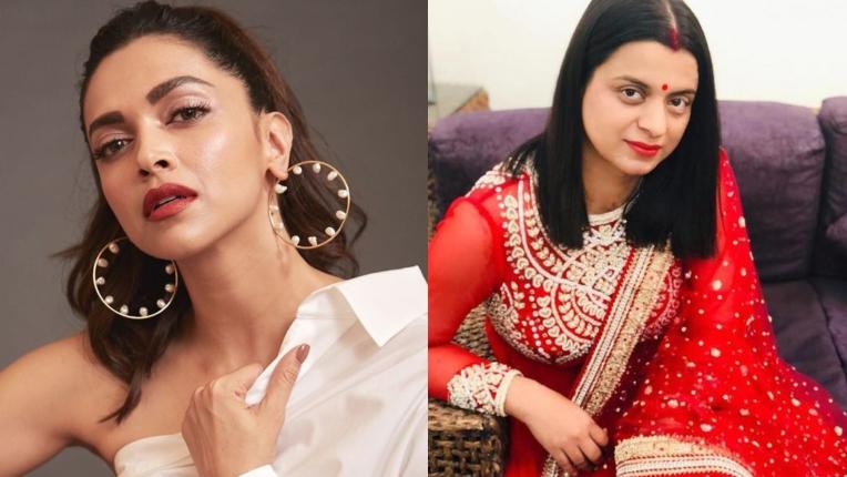 Bollywood Tadka, Kangana And Deepika Controversy
