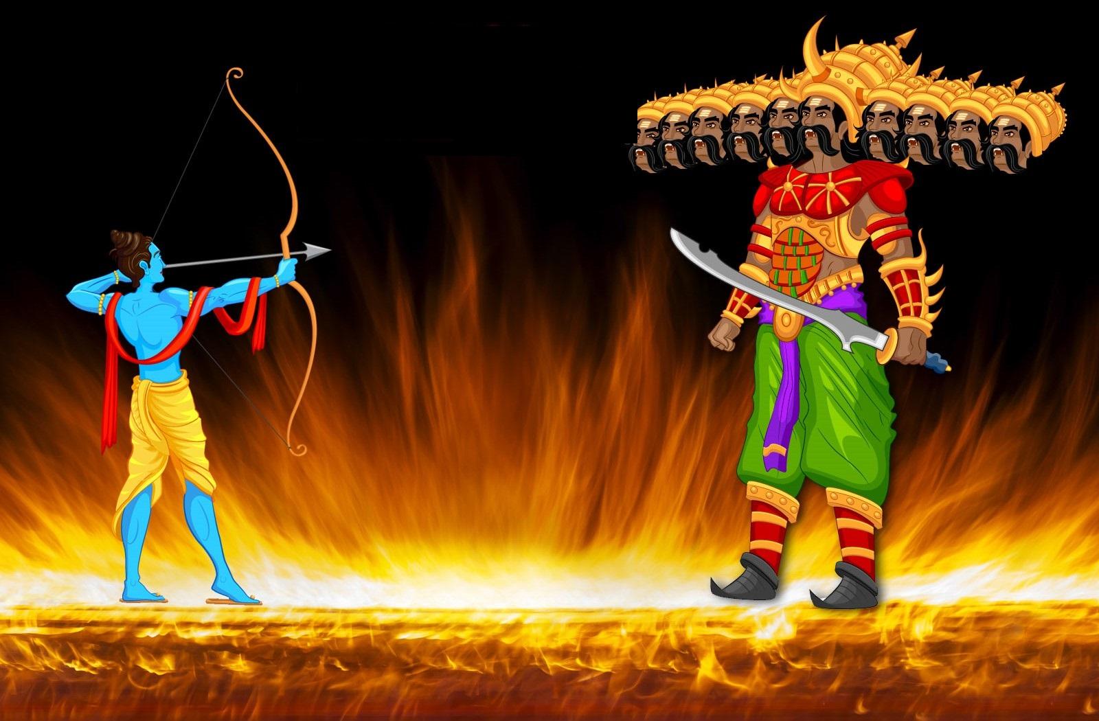 PunjabKesari, Dussehra, दशहरा, दशमी, Dashmi tithi, Dashmi, Sri ram, Ravana