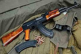 rifles missing from the residence of ex congress mlc