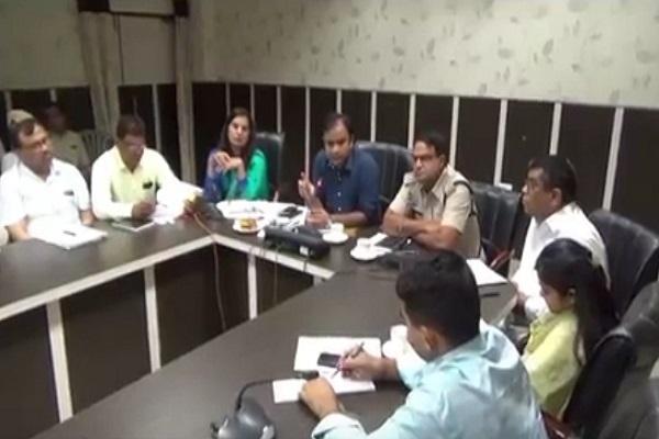 PunjabKesari, police, administration, security, agencies, alert