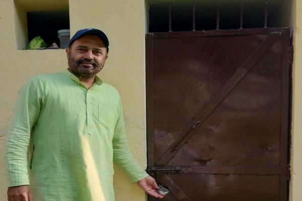PunjabKesari, Problems of the park behind Model Town, Geeta Temple