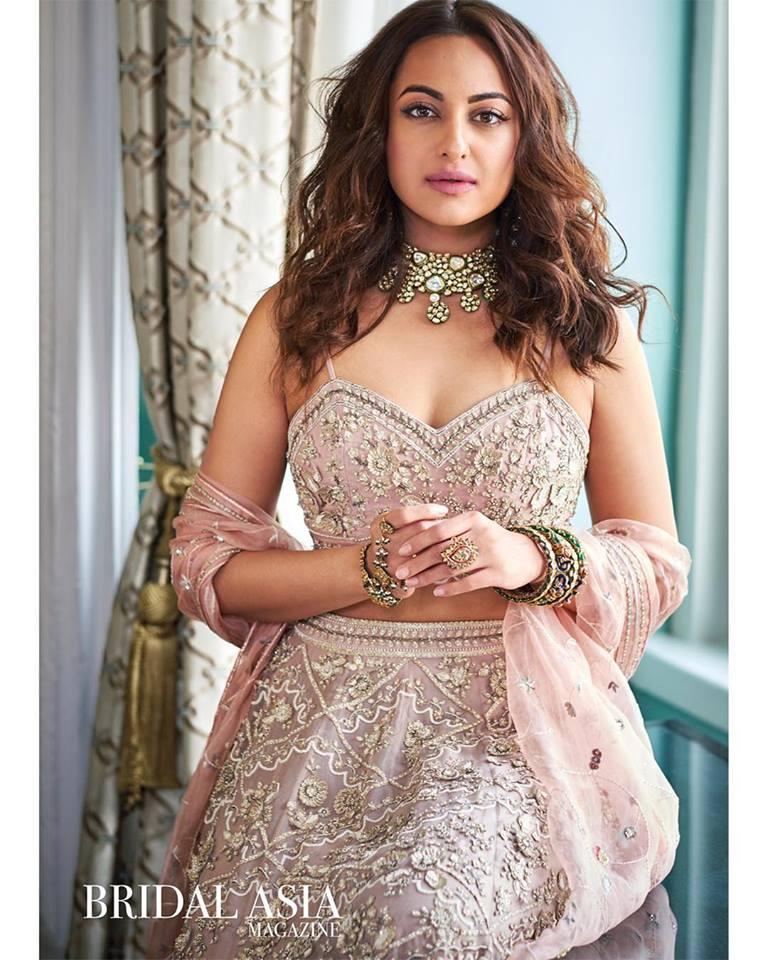 PunjabKesari, Sonakshi Sinha Bridal photoshoot