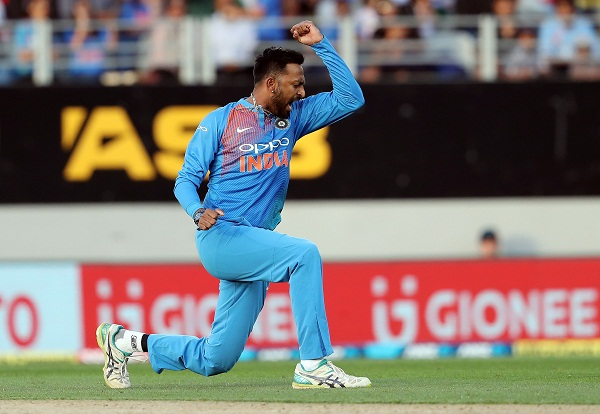 Krunal Pandya take 3 wickets in 5 balls, Making Big records in NZ