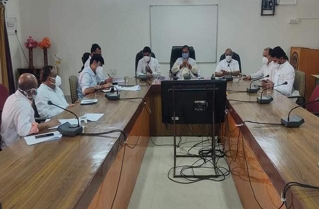 PunjabKesari, madhya pradesh, Bhopal, seoni, union Minister Faggan singh kulaste, Covid 19, Corona