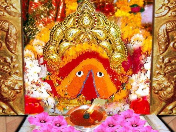 PunjabKesari, चिंतपूर्णीमंदिर, PunjabKesari, चामुंडा देवी, Shravan fair of Himachal, Shravan Ashtami mela, Chintpurni